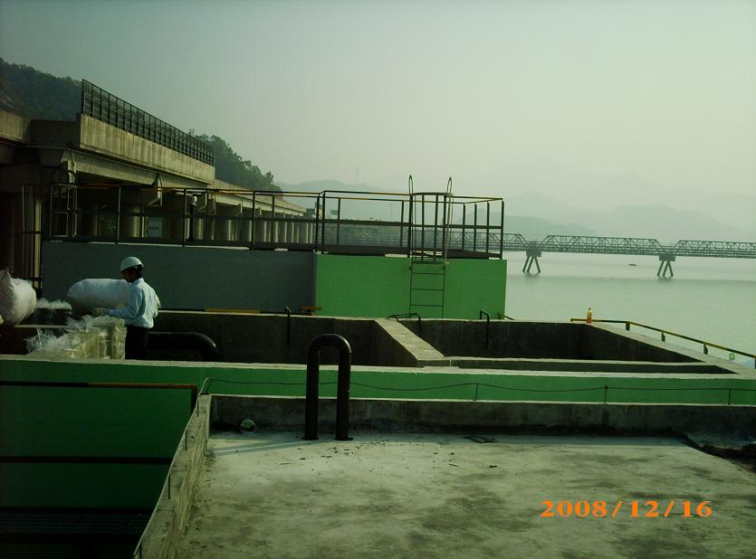 中石化油库安装项目