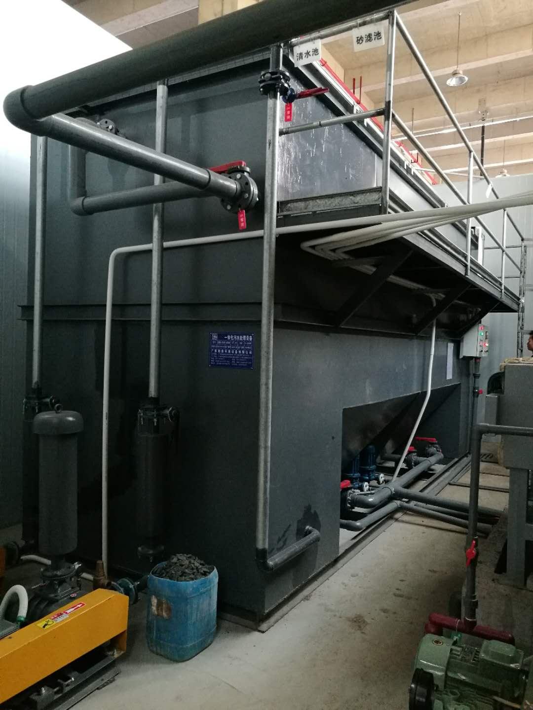 阳江工程项目——一体化设备